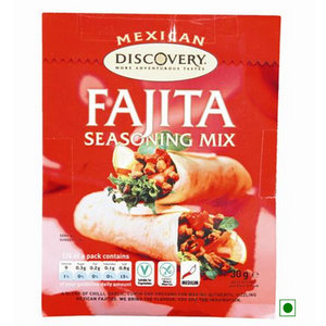 Mexican,Discovery,Discovery Fajita Seasoning Mix (30g)