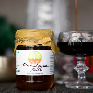 Honey,Under The Mango Tree (UTMT),Himalayan Flora Honey (200gm)