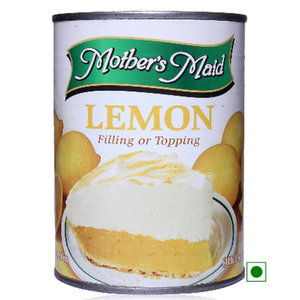 Canned Fruit & Pie Fillings,Mothers Maid,Mother's Maid Lemon Filling or Topping (595g)