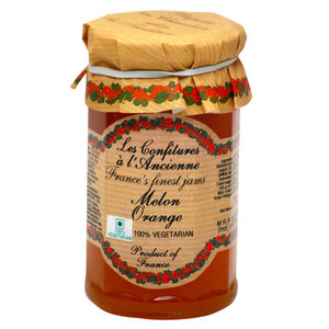 Jams And Preserves,Confitures (France),Melon Orange Jam (270G)