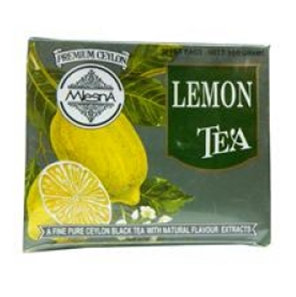 Black Tea,Mlesna,Mlesna Lemon Tea (100g)