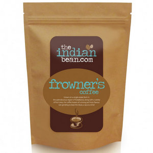 Ground Coffee,The Indian Bean,The Indian Bean Frowner's Fine Ground Coffee (250g)