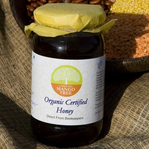 Organic Certified Honey Small Image