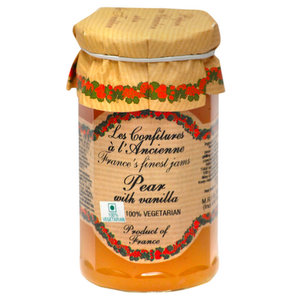 Jams And Preserves,Confitures (France),Pear with Vanilla Jam (270g)