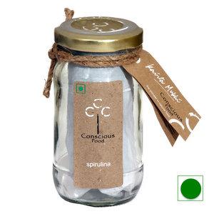 Miscellaneous,Conscious Foods,Spirulina Powder (50g)
