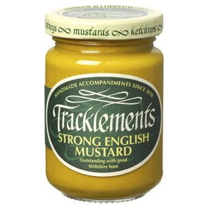 Mustards,Tracklement (UK),Strong English Mustard (140g)