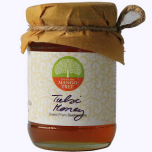 Honey,Under The Mango Tree (UTMT),Tulsi Honey (200g)