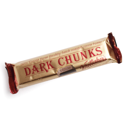 Whittaker's Dark Chocolates (50g) / Small Image
