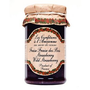 Jams And Preserves,Confitures (France),Wild Strawberry Jam (270G)