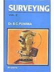 Civil Engineering, Book, Laxmi, Surveying Vol-2 Punmia