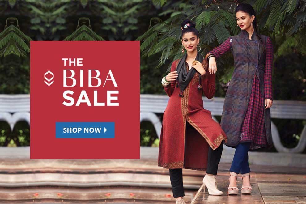 Biba sale - Upto 50% Off