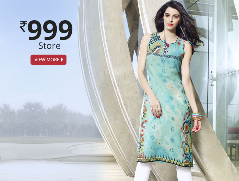 Biba Under Rs.999 Ethnic wear Coupons Promo Codes Cashback offers Deals