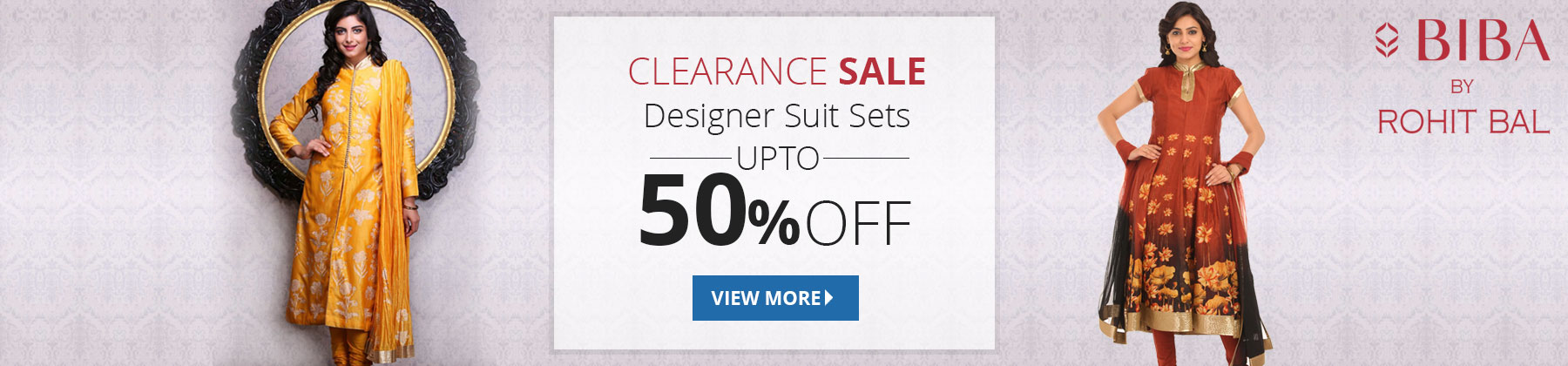 Clearance sale Rohit Bal