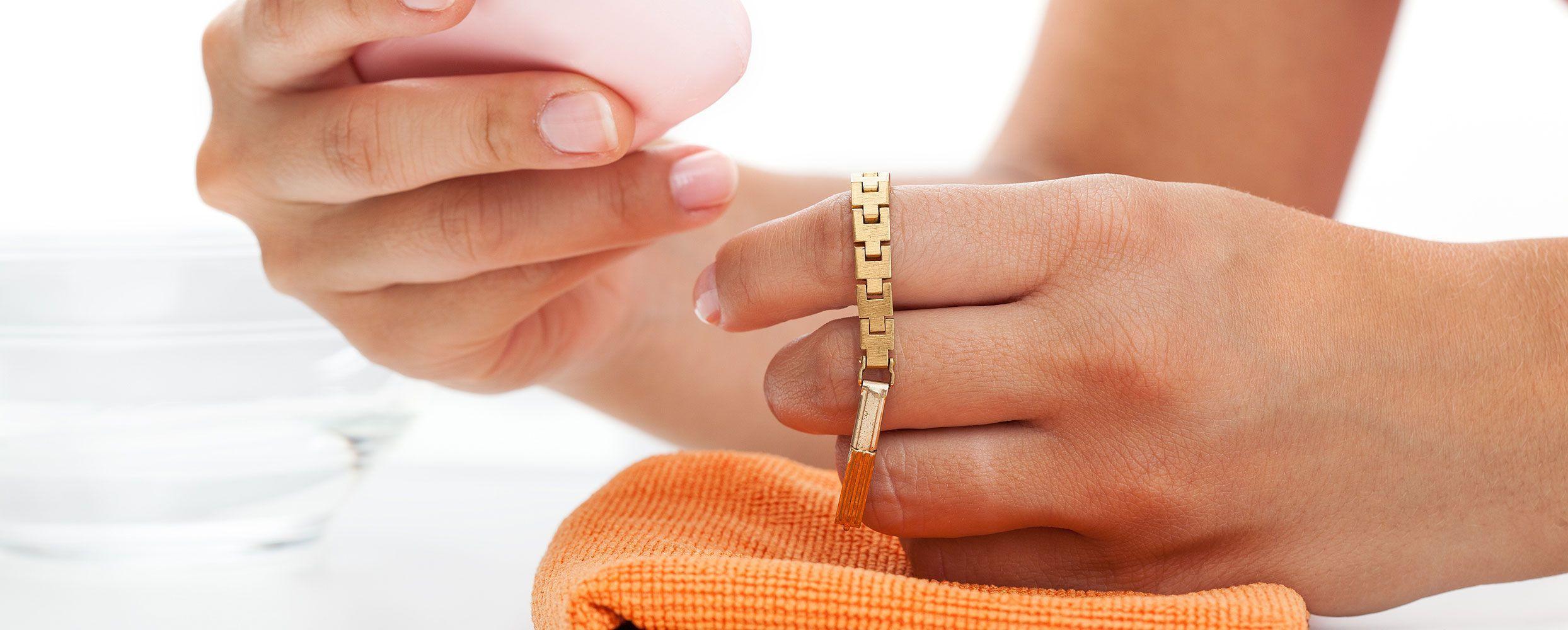 Haritika Jewellery Care Tips