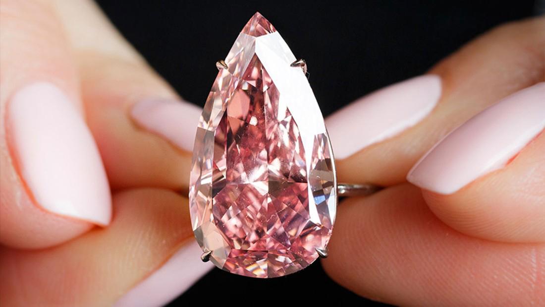 Haritika Unique Pink Diamond