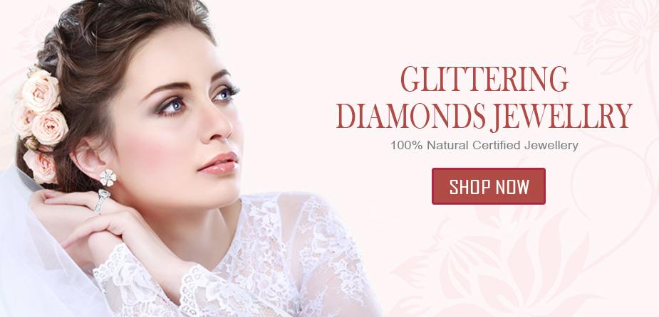 Diamond Jewellery Banner