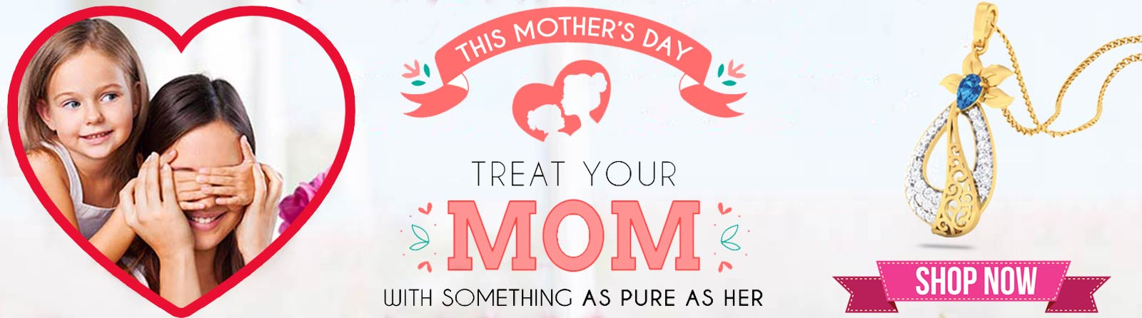 Mother's Day Jewellery Online