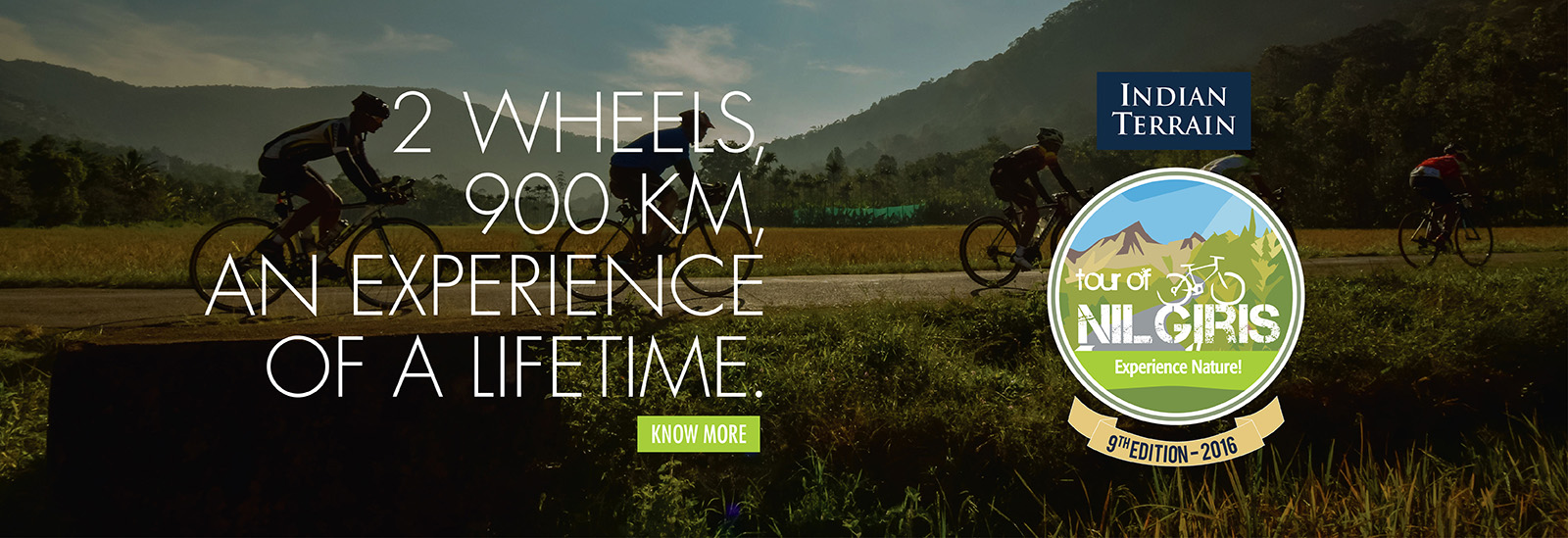 2 Wheels, 900 Km, An Experince of a Lifetime