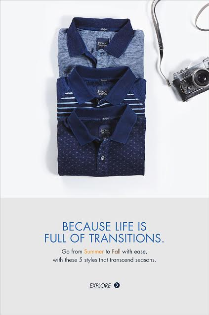 Explore summers with our Versatile Linen Shirts