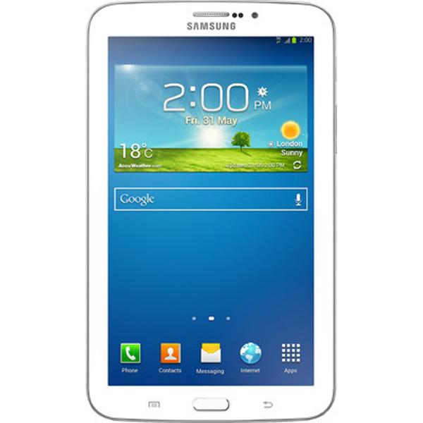 Samsung Galaxy Tab 3 T211 Tablet (White, Wi-Fi, 3G, 8 GB)