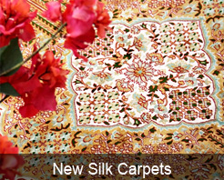 New Silk Carpets