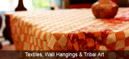 Textiles Wall Hangings Tribal Art