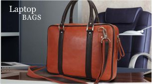 Leather Laptop bags Online