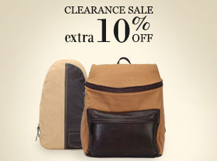 Clearance sale - Extra 10% off