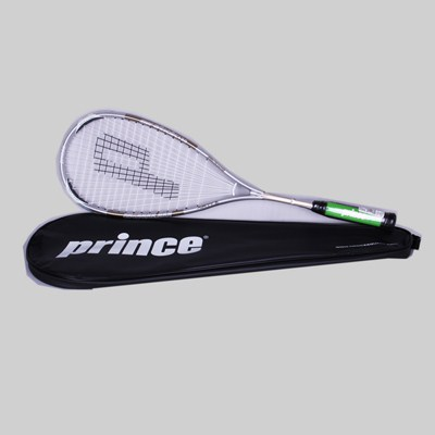 Rackets, Squash, Racket Sports, Buy, Prince, Prince Airstick 130 Squash Racket , 360 mm , High , Duratac+ indoor , 480 sq cm , 16 X 17 , Yes , Yes , Full cover ,  ,  ,  , 685 mm , 130 gm