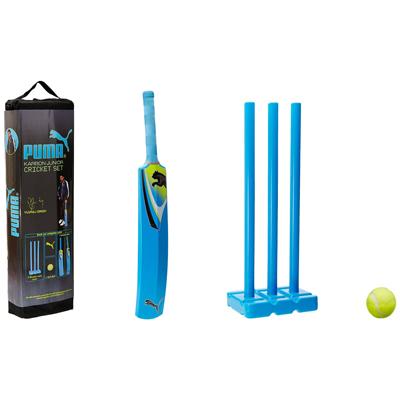 Puma Karbon Junior Cricket Set