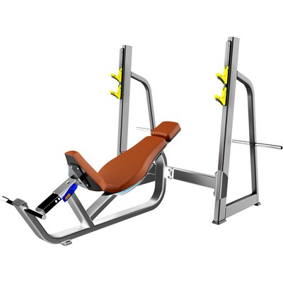 Weight Bench Universal Fitness T 1042 Olympic Bench Incline