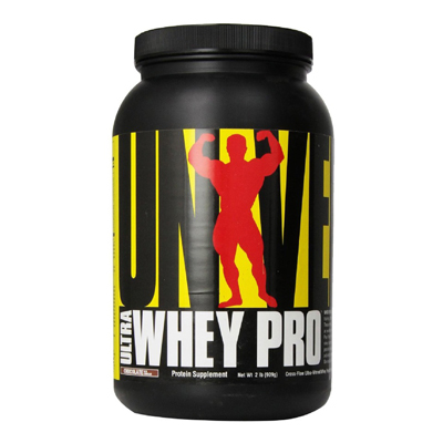 Universal Nutrition Ultra Whey Pro - 2 LB