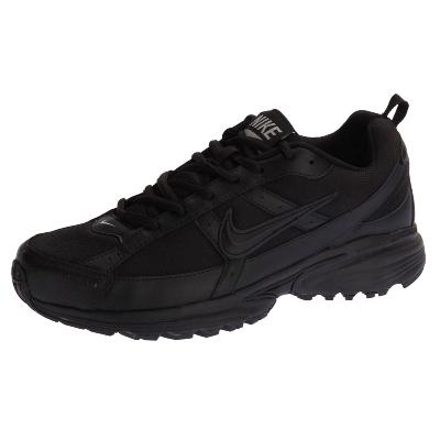 footwear nike supergame school shoes black size 7