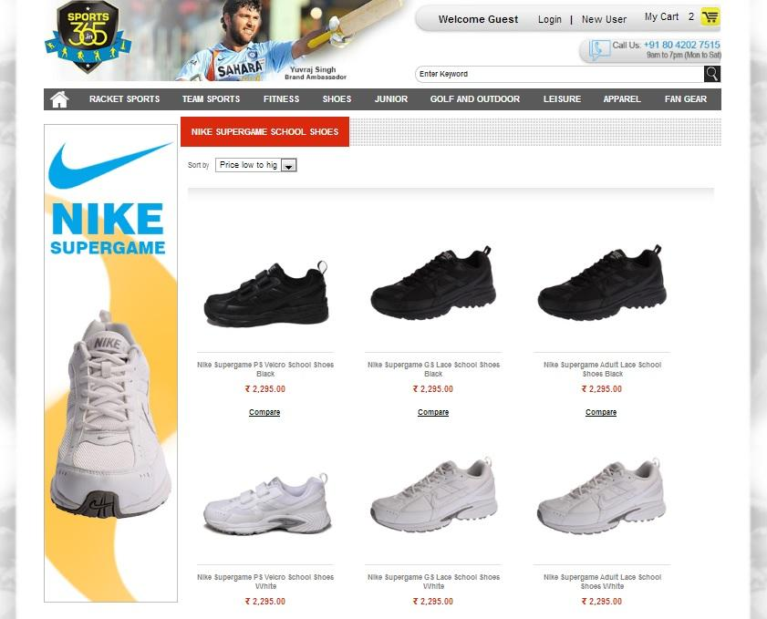 Nike School Shoes Online
