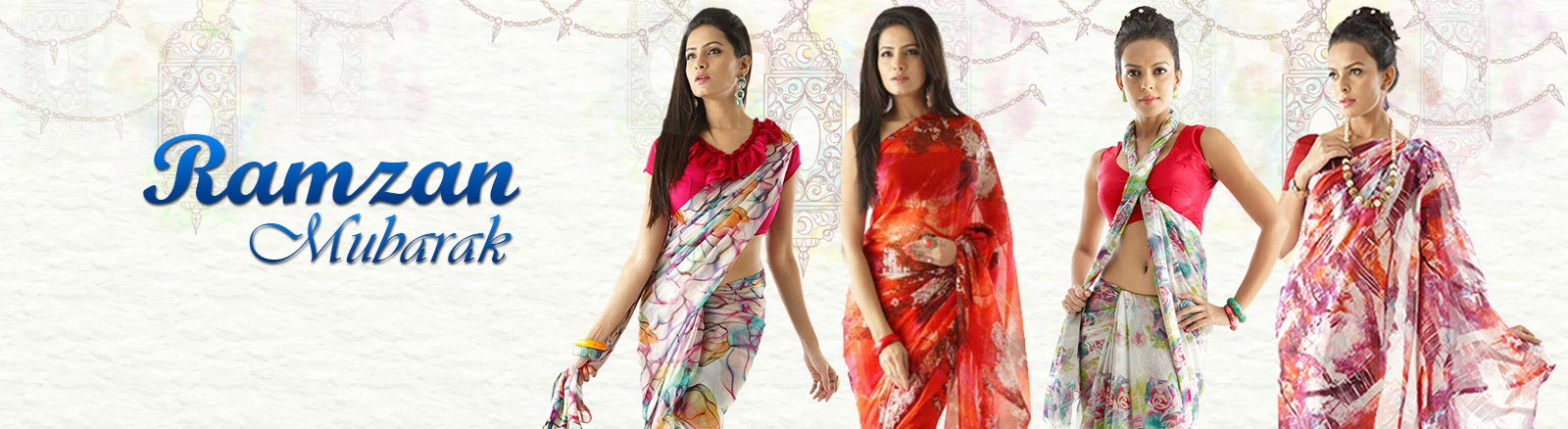 Ramzan special collection sarees