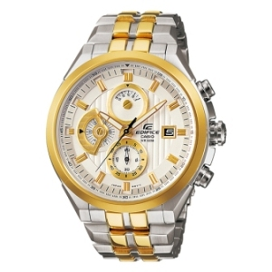 Chronograph, Edifice, Casio, CASIO EF-556SG-7AVDF Watch (ED426)