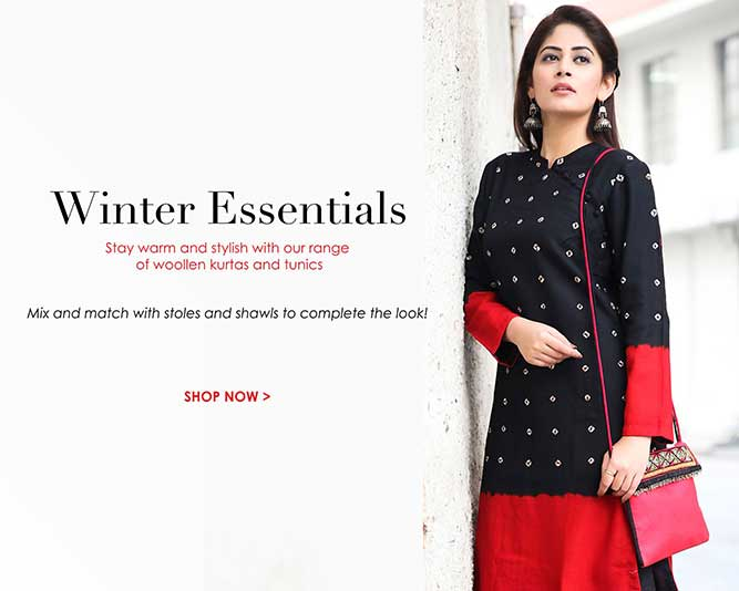 Winter Essential Women