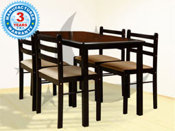 Four Seater Dining Table Set in Chennai