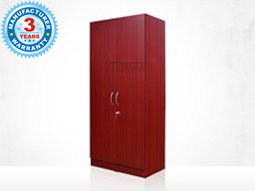 2 Door Wooden Wardrobe Cabinets in Chennai