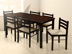 Six Seater Dining Table Sets in Chennai