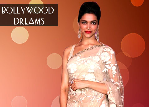 Live Your Dreams - The Latest Bollywood Collection is now in Store