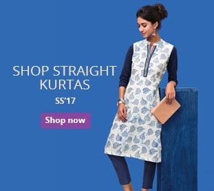 Shop Straight Kurtas