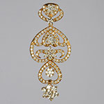 Diamond Lockets,Mangatrai,1.83ct. Diamond Locket in 18kt. Gold