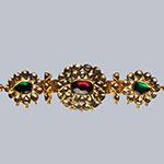 Kundan Bajuband,Mangatrai,40.330gms Kundan Bajuband in 22kt. Gold