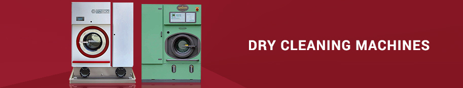 DRYCLEANING MACHINES