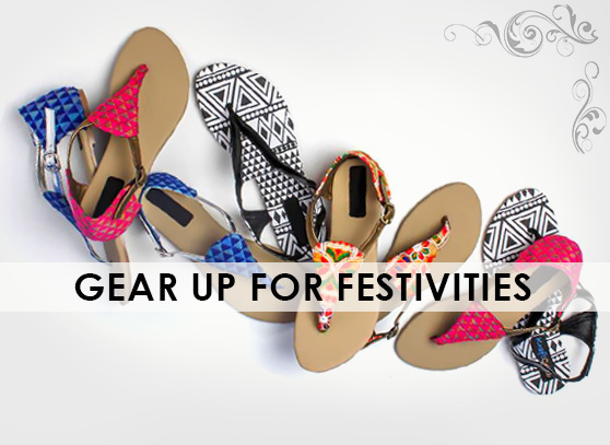 gear up for festivities