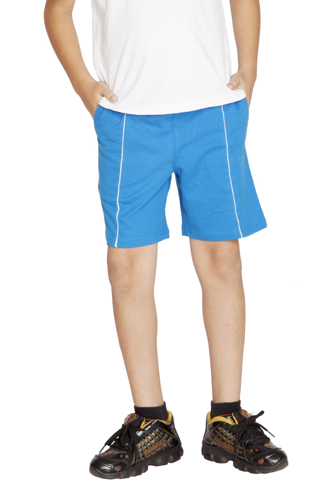 Clifton Boys Shorts Royal Blue
