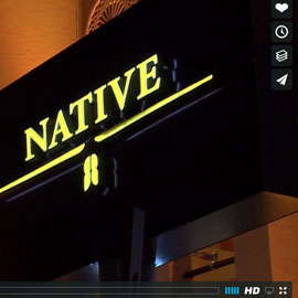 Video - House of Native Opening - November