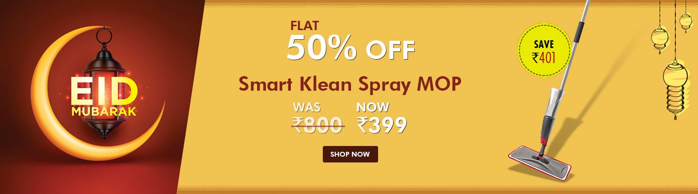 Smart Klean Spray Mop