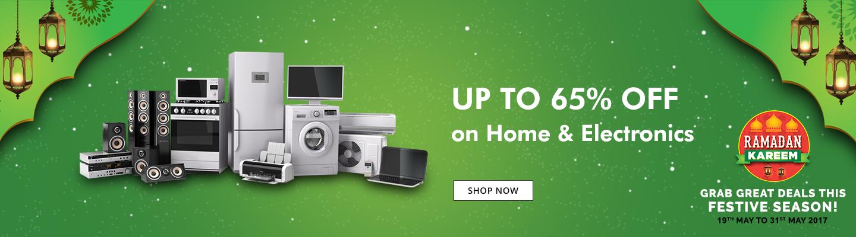 Home & Electronics